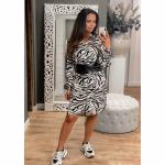 SisterSpoint Dress Maida zebra