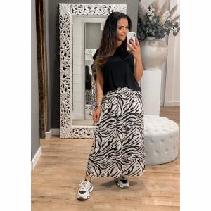 SisterSpoint Skirt Maida zebra