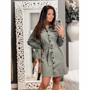 Lofty Manner Dress Jessie green