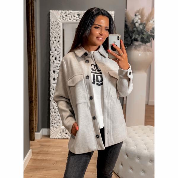 SisterSpoint Vuline Jacket sand melange