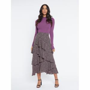 Lofty Manner Rok Cheryl purple black